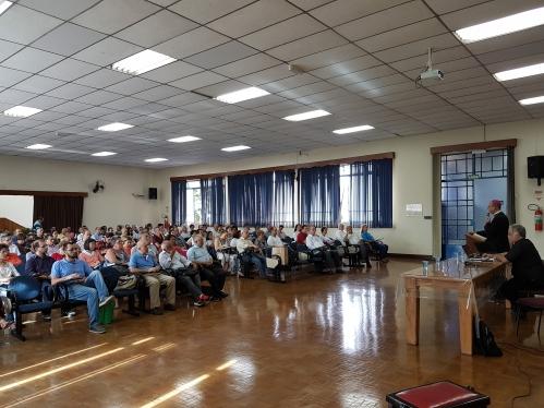 Região Santana faz assembleia regional sobre 12º Plano de Pastoral da Arquidiocese
