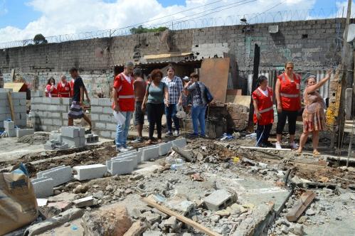 Comunidade do Coruja, no bairro de Vila Guilherme