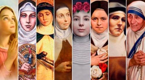 8 mulheres que foram exemplares para a Igreja e o mundo