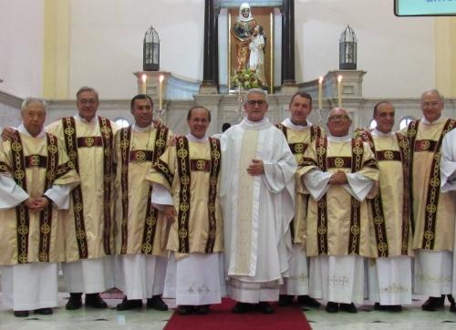 Ação de graças pelos dez anos de ordenação diaconal