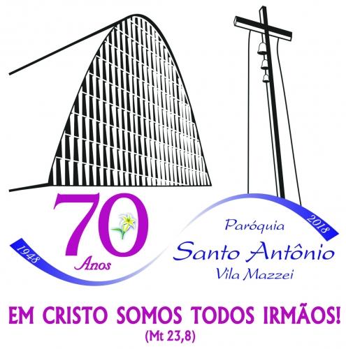 Paróquia Santo Antônio completará 70 anos