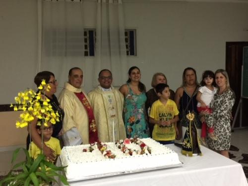 10 anos de ordenação do diácono Permanente Carlaile Tornelli