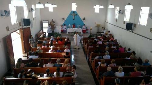 1º de Maio foi celebrado solenemente São José Operário