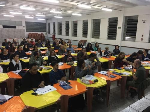 Início da segunda etapa de formação das Comissões paroquias para implantação da Iniciação à vida cristã na Região Episcopal Santana