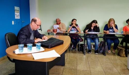 Reunião do Conselho Regional de Pastoral (CRP)