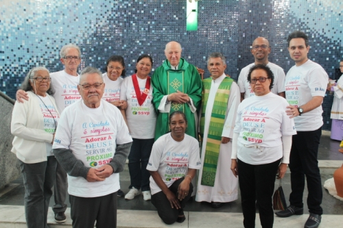 Missa em Ação de Graças pelos 50 anos da Conferência Vicentina