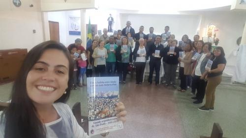 6º encontro do I Sínodo Arquidiocesano de São Paulo,