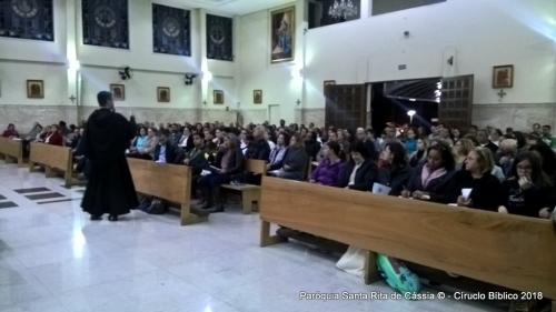 O projeto do CÍRCULO BÍBLICO PAROQUIAL