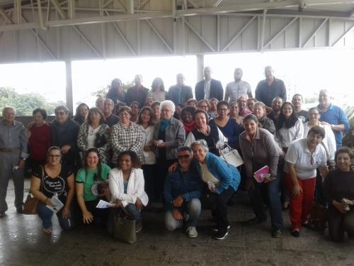 Encontro das Pastorais e Movimentos Sociais de toda Região Santana