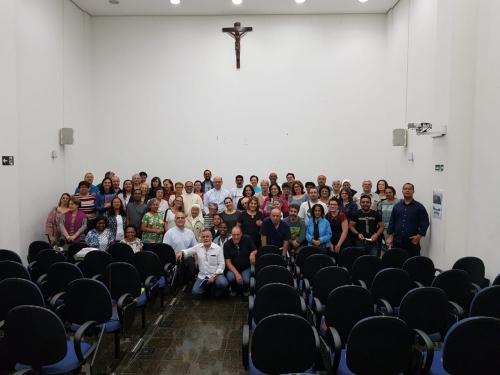 Assembleias paroquias na Região Santana para organização do Sínodo