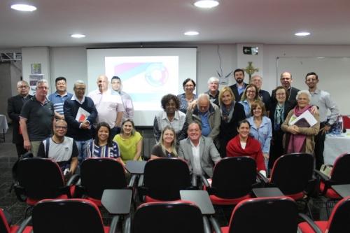 Aula inaugural de pós-graduação (Iautu senso) em mediação