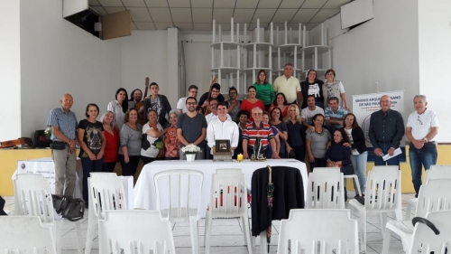 3ª sessão da Assembleia Sinodal
