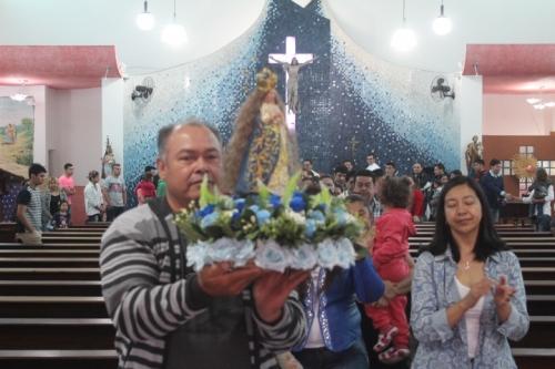 Missa em Ação de Graças a Nossa Senhora de Caacupé