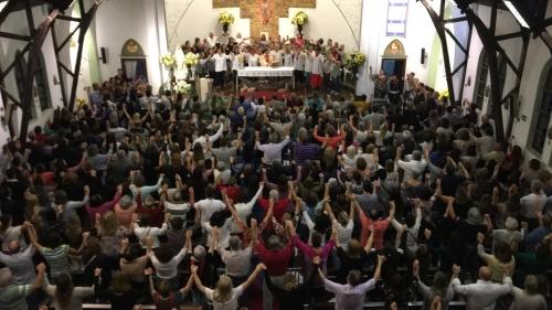 Novena e festa de Nossa Senhora das Graças