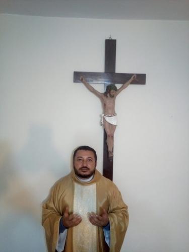 Pe. Antônio da Silva é enviado em missão a Belém de Pará, na Diocese de Castanha