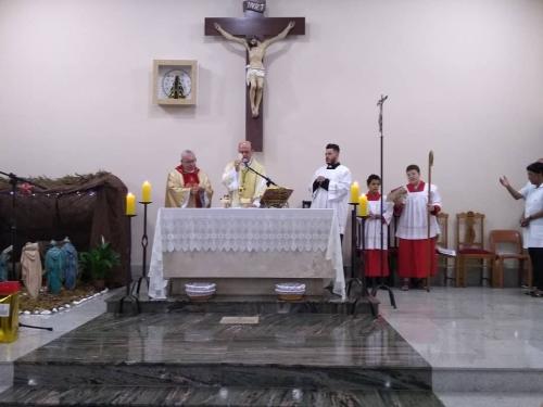 Missa de Natal de Nosso Senhor Jesus Cristo