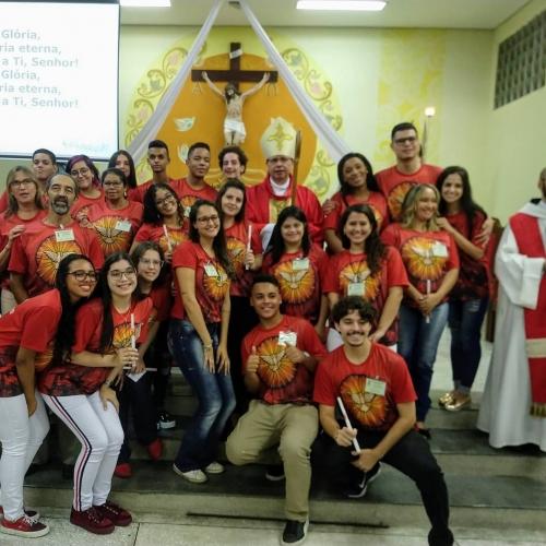Celebração Eucarística de Confirmação do Batismo
