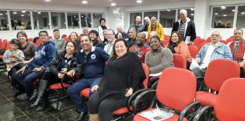 Reunião da Pastoral Familiar da Região Episcopal Santana