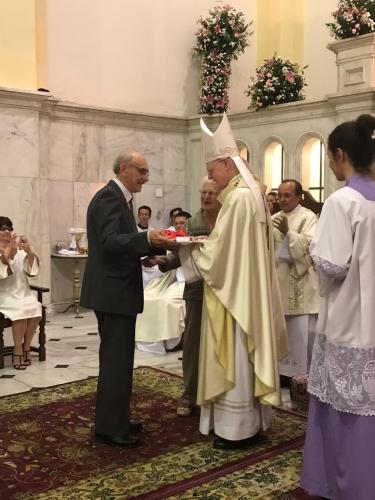 Paróquia Santana festeja sua padroeira e pede título de Basílica Menor