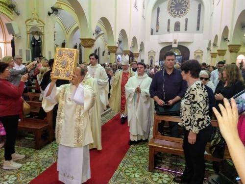 Festa de Sant´Ana e São Joaquim, a paróquia de Santana celebrou a sua Padroeira