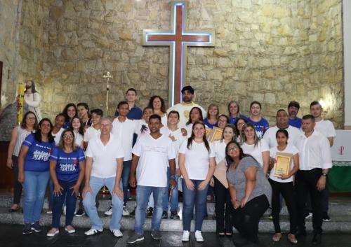 Celebração da Primeira Eucaristia