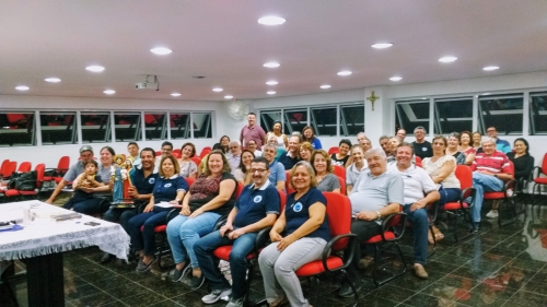 Reunião Arquidiocesana da Pastoral Familiar