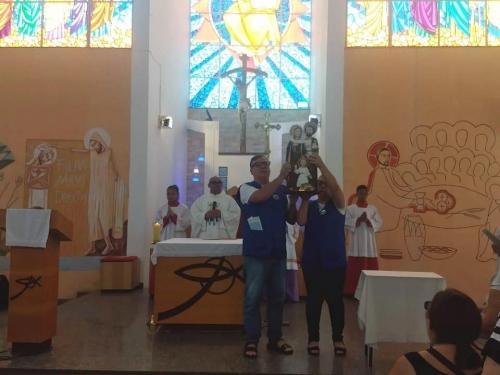 Pastoral Familiar da Paróquia Nossa Senhora do Carmo inicia as atividades de 2020